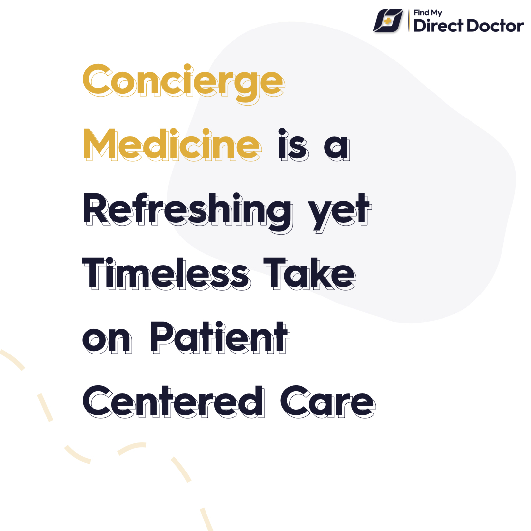 concierge care model