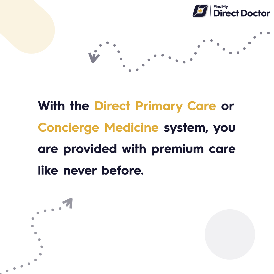 Difference between Concierge Medicine and Direct Primary Care