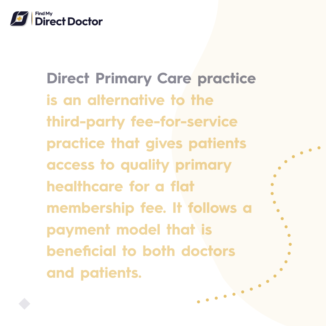 Direct Primary Care Practice